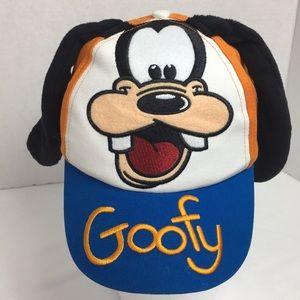 Disney GOOFY kids hat with EARS